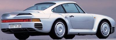 Porsche 969.