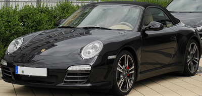 Porsche Black Edition.