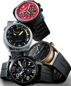 Porsche Design Watches.