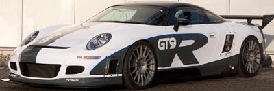 Porsche GT9.