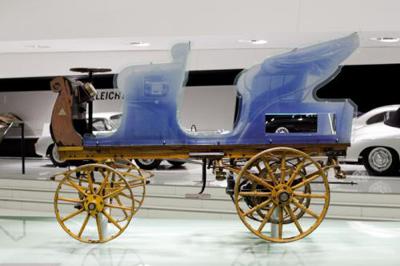1898 Porsche P1.