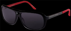Porsche Design P'8557 men's sunglasses: US$500.