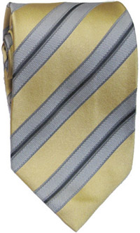 Portolano Striped tie 'Bologna': US$40.