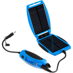 Power Traveller PowerMonkey Solar Charger.