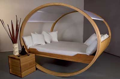 Michael Kloker & Manuel Kloker Private Cloud Bed for Andreas Janson: €6900.