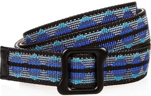 Proenza Schouler Woven intarsia leather women's belt: US$255.