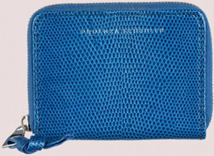 Proenza Schouler Women's Zip Card Wallet Iguana: US$455.