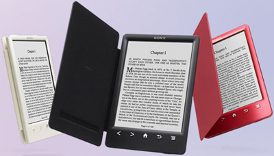 Sony Reader PRS-T3.