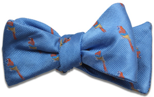 Private Stock Bow Tie � 554 #2 Blue: US$55.
