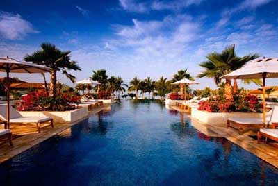 The St. Regis Punta Mita Resort, Lote H-4, Carretera Federal 200, km 19.5 Punta de Mita, Nayarit 63734, Mexico.