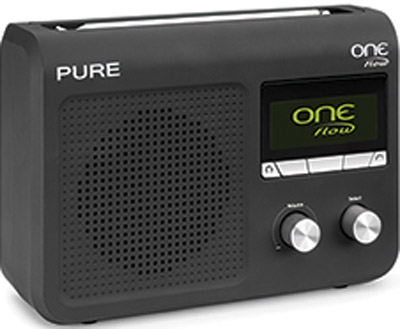 PURE ONE Flow Portable Internet and FM Radio.