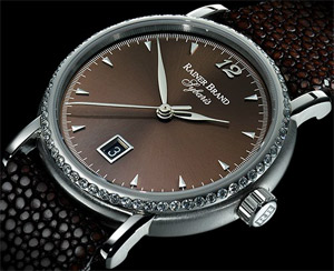 Rainer Brand Sybraris Mocca with Diamonds.