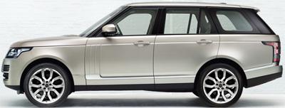 Range Rover HSE.