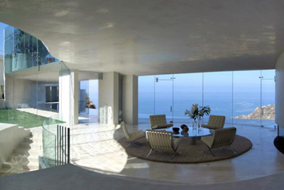 The Razor Residence, La Jolla, California, U.S.A.