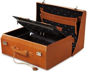 Ludwig Reiter Air Travel Briefcase.