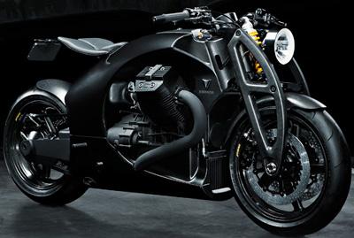 Renard Motorcycle Renard GT.