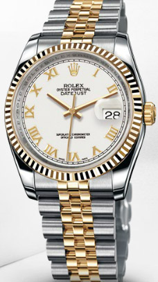 Rolex Oyster Perpetual Datejust.