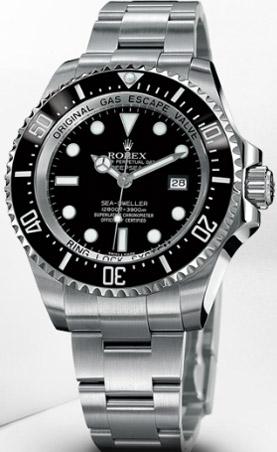 Rolex Oyster Perpetual Rolex Deepsea.