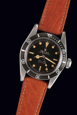 Rolex Oyster Perpetual Submariner.