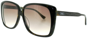 Romeo Gigli 5003 Brown Women's Sunglasses: US$59.95.