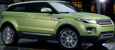 Range Rover Evoque (2012-).