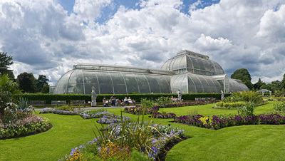 Royal Botanic Gardens, Kew, Richmond, Surrey TW9 3AB, England, U.K.