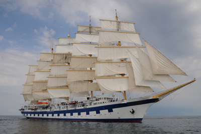 Royal Clipper.