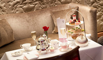 Afternoon Tea at Royal Horseguards Hotel, 2 Whitehall Court, London SW1A 2EJ, England, U.K.