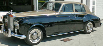 Rolls-Royce Silver Cloud III.