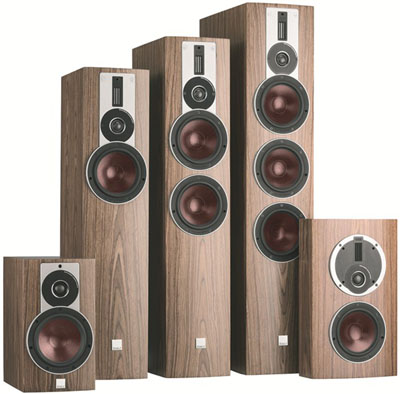 DALI launches innovative Rubicon loudspeaker range.