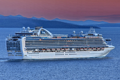 Ruby Princess.
