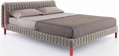 Ruché bed by Inga Sempé for Ligne Roset.