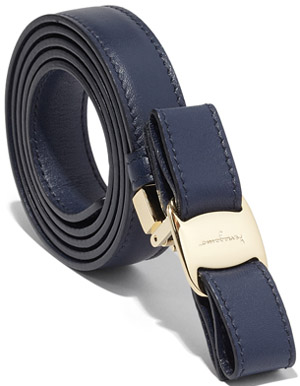 Salvatore Ferragamo Adjustable women's belt: €250.