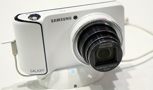 Samsung Galaxy Camera.