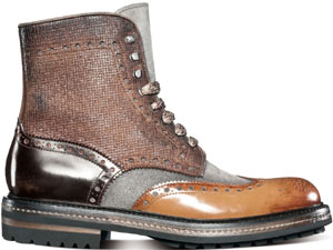 Santoni Men's Milano Boot.