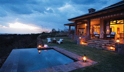 Singita Sasakwa Lodge.