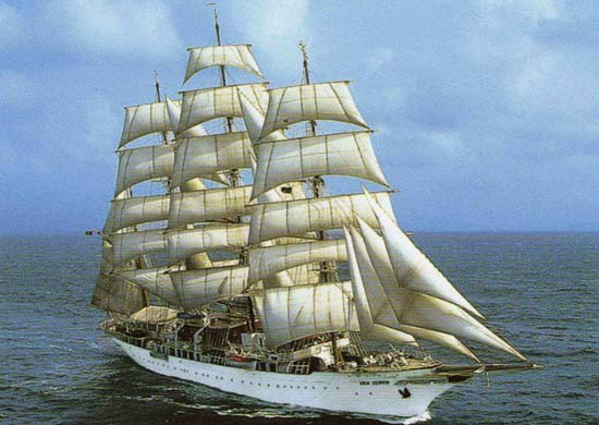 Sea Cloud.