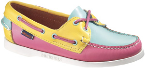 Sebago Women's Spinnaker Docksides Shoe: US$95.