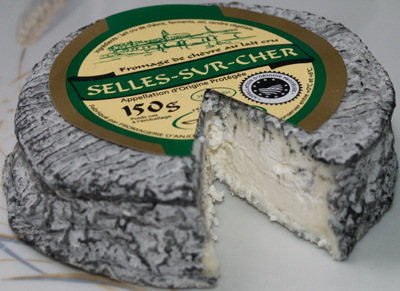 Selles-sur-Cher cheese.