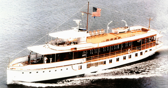 USS Sequoia (presidential yacht).