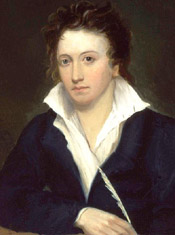 Percy Bysshe Shelley (1792-1822).
