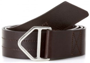 Ben Sherman Parachute Harness Leather Belt: US$90.