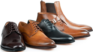 Shoepassion Goodyear-welted Shoe Collection.