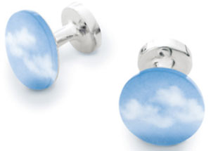 Sieger Cufflinks Blue Sky Multi-Coloured cufflinks: €787.