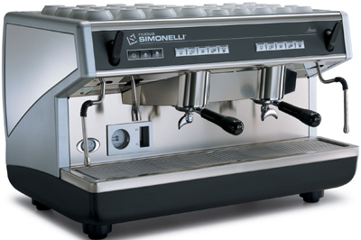 Nuova Simonelli Appia coffee maker.