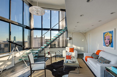 Frank Sinatra�s NYC Penthouse, 530 East 72nd Street, New York City, NY 10021, U.S.A.