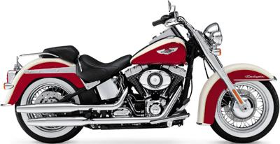 Harley-Davidson Softail Deluxe FLSTN.