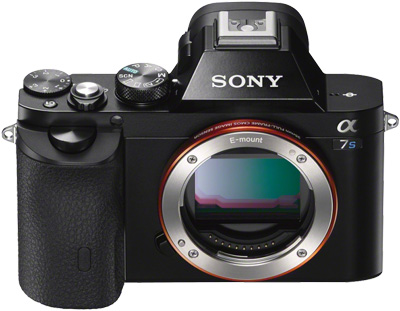 Sony Alpha a7S: US$2,499.99.