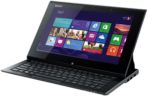SONY VAIO Duo 11 Ultrabook.