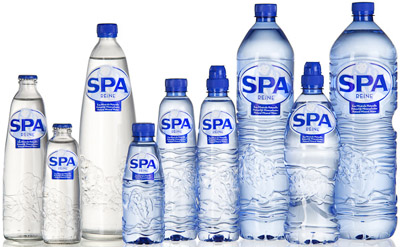 Spa (mineral water).